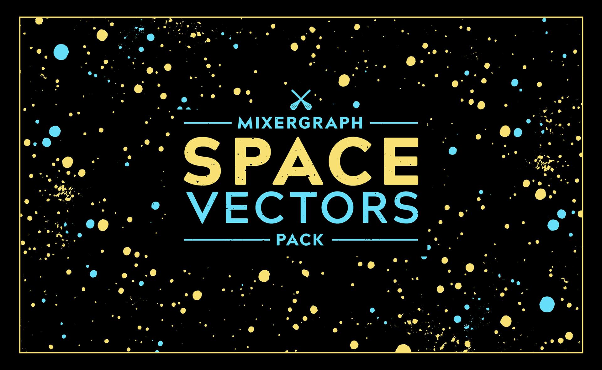 Mixergraph Space Vectors