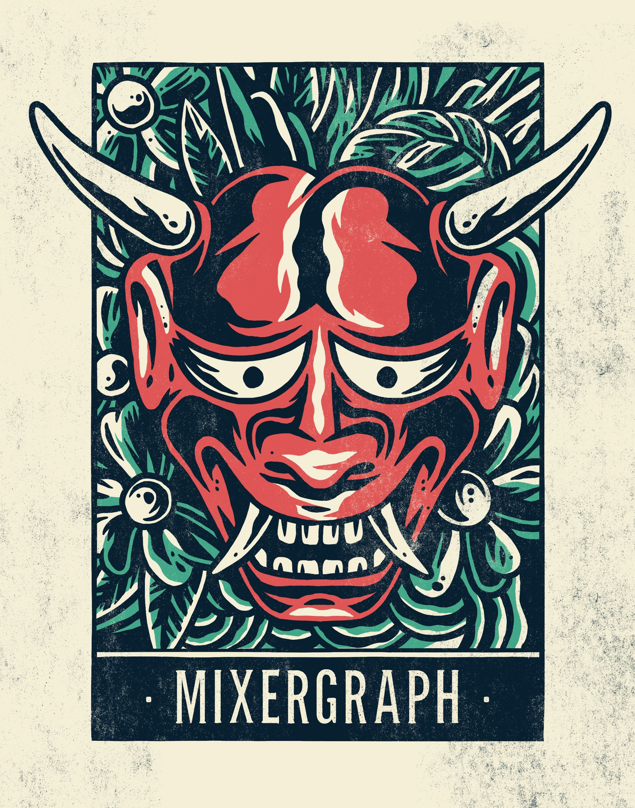Mixergraph Yokai